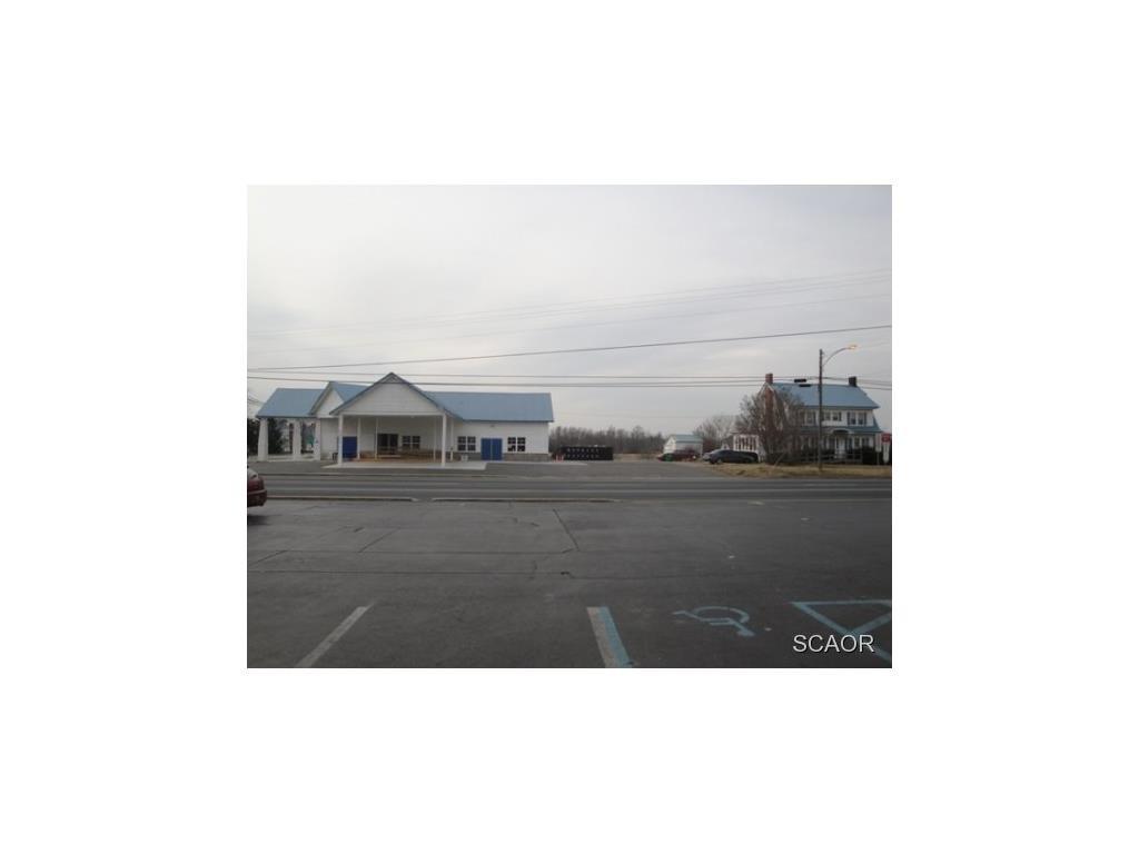 . Rt 13 & Rt 16, Greenwood (sussex), DE 19950